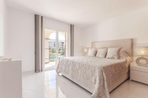 The third double-bedroom