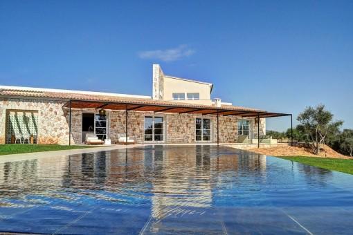 Villa in Cala Mondrago