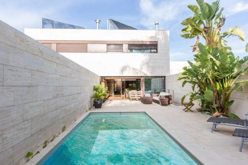 Huis in Palma City
