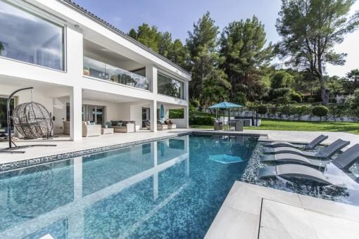 Villa in Son Vida