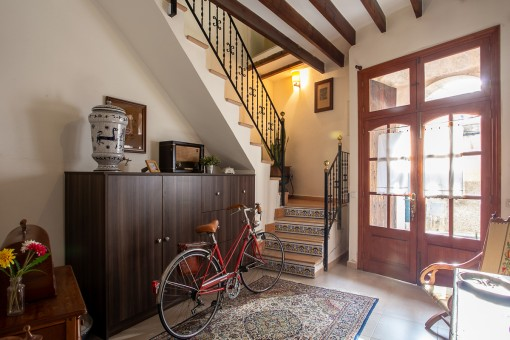 Traditional town house in a prime location in Sineu dating from 1890