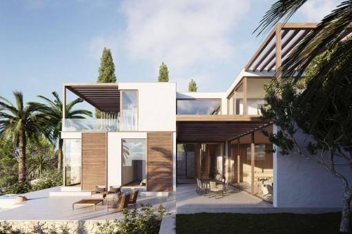 Villa in Genova