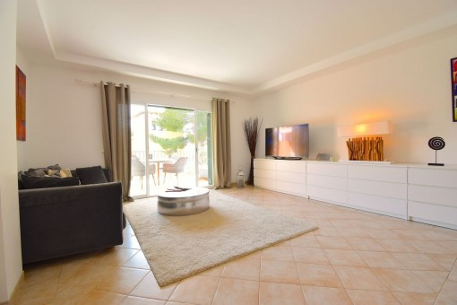 Beautiful apartment in a well-maintained community in Sant Elm
