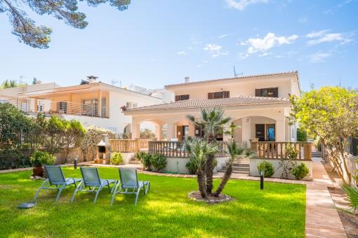 Villa in Puerto Alcudia