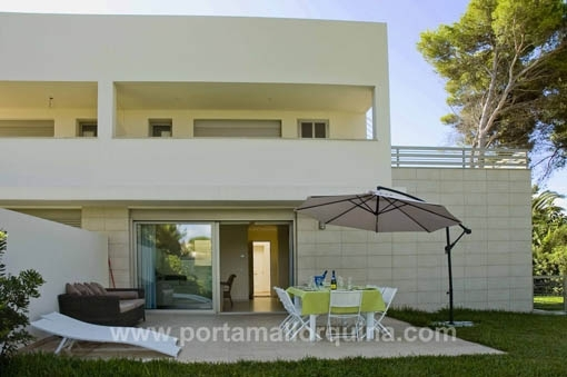 Fantastic new built semidetached house, very close to the beach at Playa de Muro