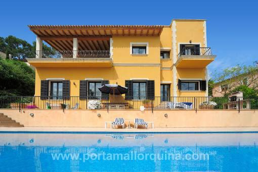 Villa in Puerto Pollensa te koop