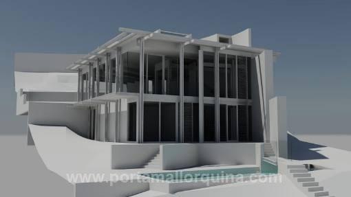 Perceel in Puerto Andratx