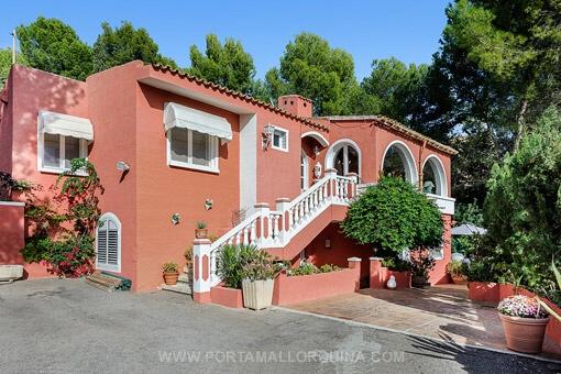 Villa in Costa de la Calma