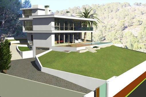Villa in Costa de los Pinos
