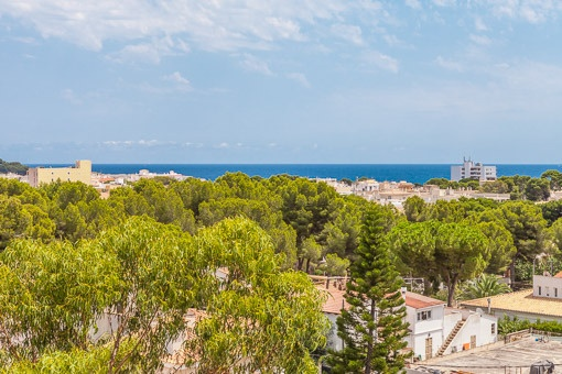 Quiet and cosy apartment in a prime location in Cala Ratjada with sea view