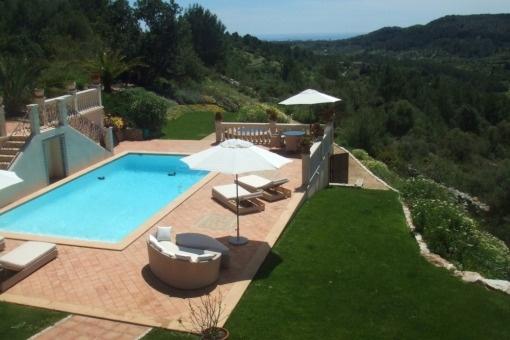 Villa in Son Macia