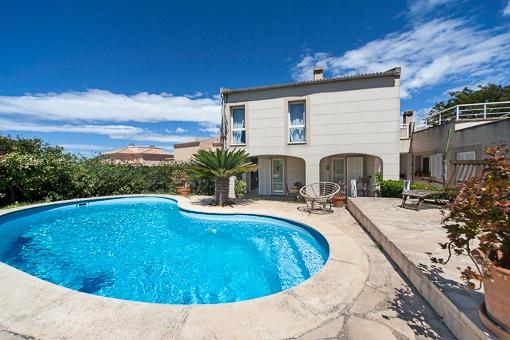 Villa in Las Palmeras