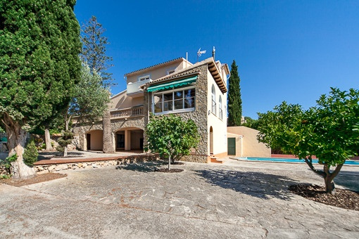 Villa in Palma City