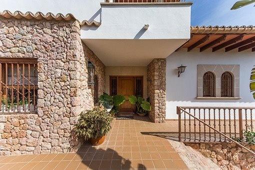 Villa in Inca