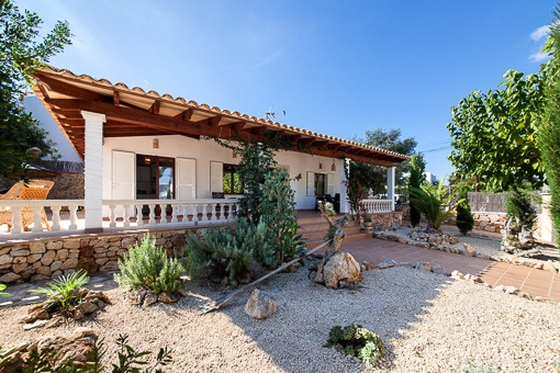 Villa in Cala Santanyi