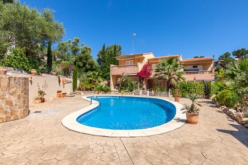 Villa in Cala Romantica