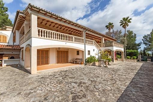 Villa in Bunyola