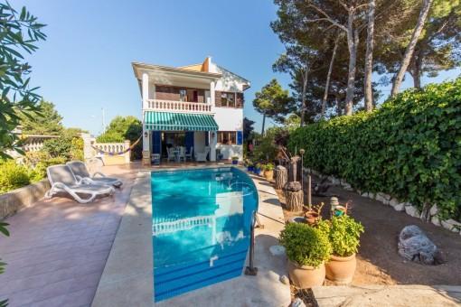 Villa in Font de sa Cala