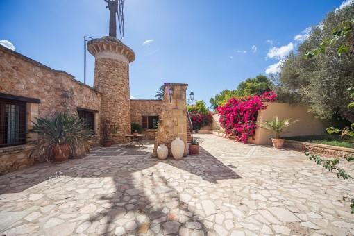 Finca in Omgeving Palma