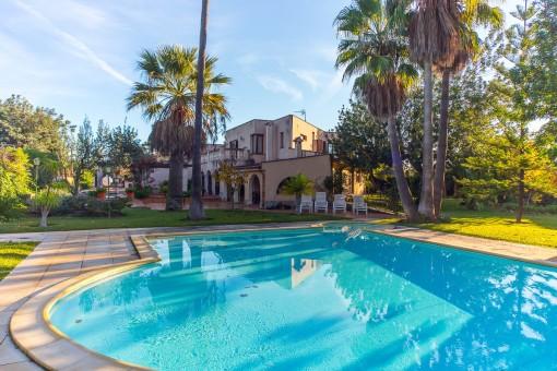 Villa in Omgeving Palma
