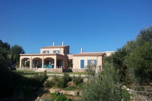 Villa in Son Servera te huur (lange termijn)
