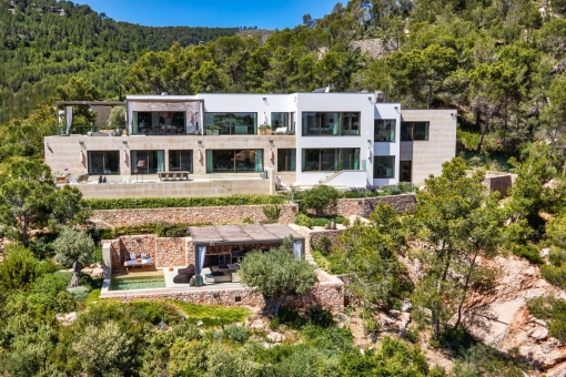 Luxury property of the highest quality with panoramic views in Son Vida