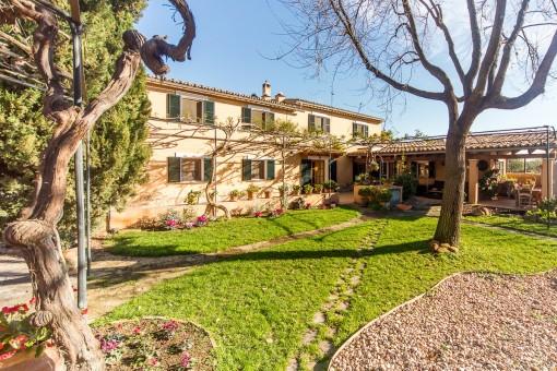 Villa in Establiments te koop