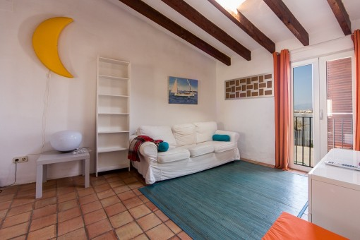 Comfortable, small expandable apartment in Molinar