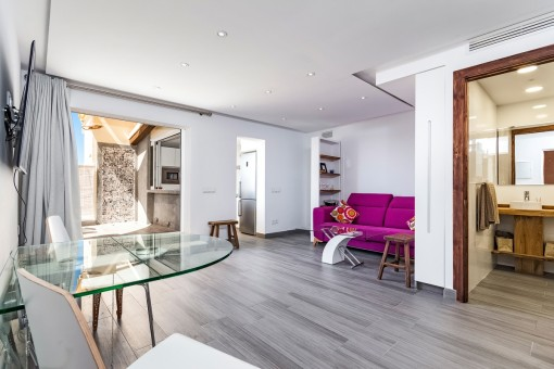 Living space of approx. 60 sqm