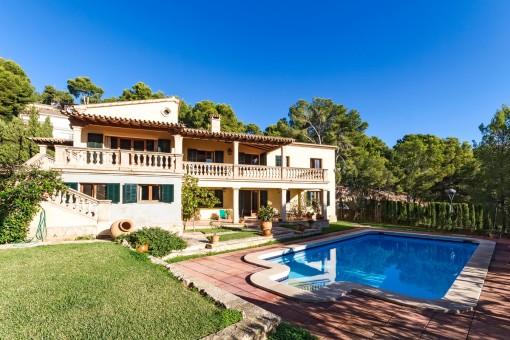 Huis in Costa den Blanes te koop