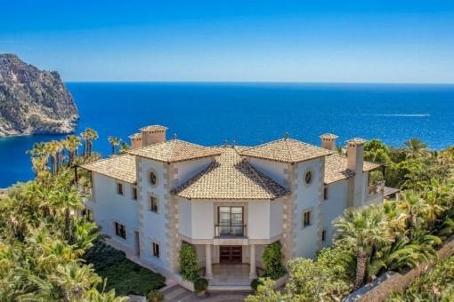Villa in Puerto Andratx te koop