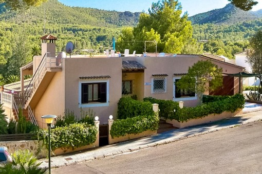 Huis in Font de sa Cala