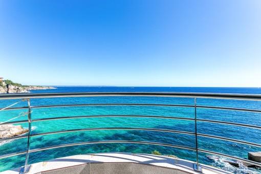 Mooi appartement direct aan zee in San Augustin