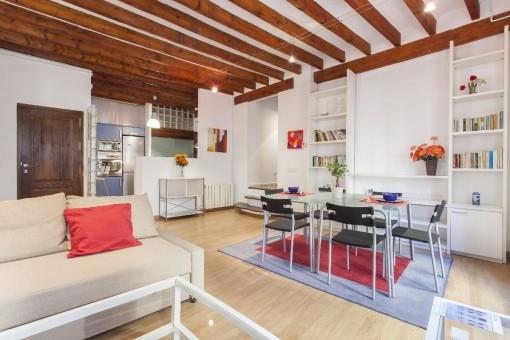 Woning in Palma de Mallorca oude stadskern