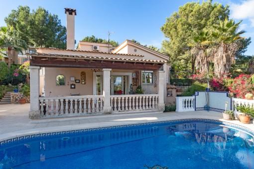 Villa in Cas Catala
