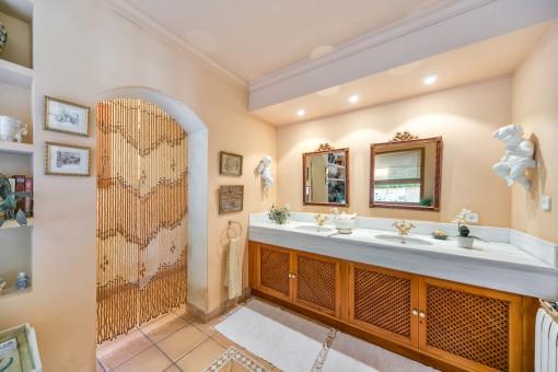 Wonderful bathroom en suite