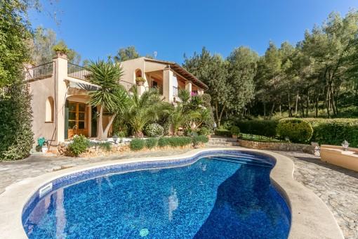 Villa in Son Vida te koop