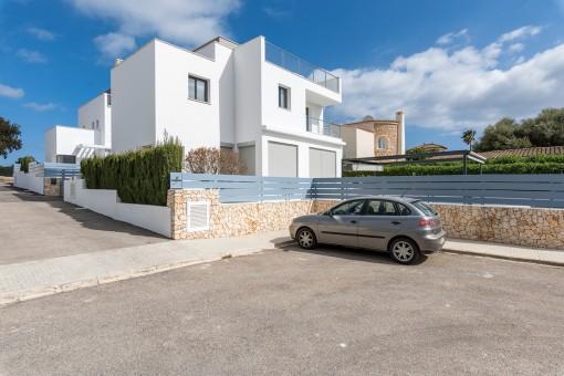 Villa in Cala Mandia