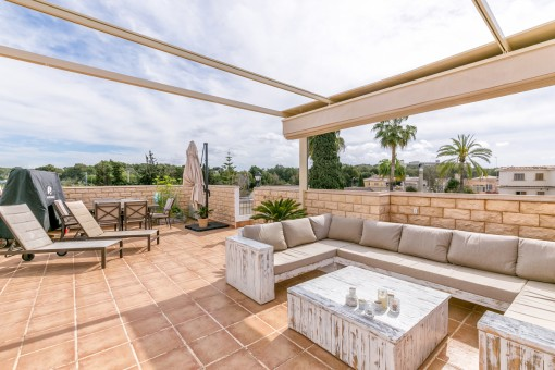 Quietly situated attractive apartment in a small residential building in Playa de Palma