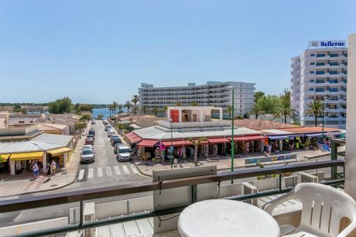 Commerciëel in Puerto Alcudia