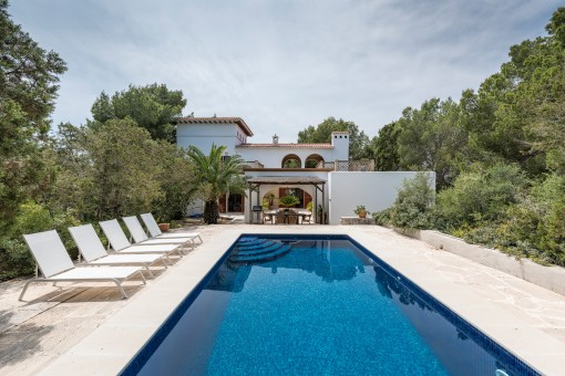 Villa in Cala d'Or