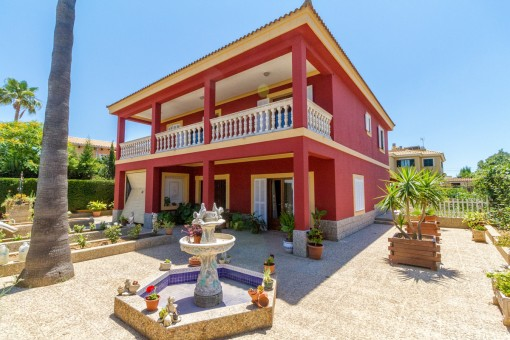 Villa in Bahia Azul