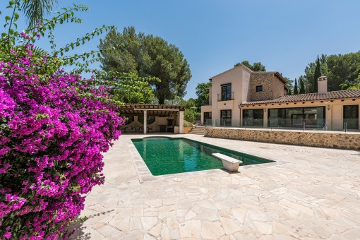 Luxury villa near Golf Santa Ponça