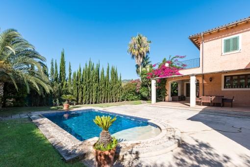 Villa in Capdella te koop