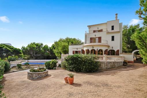 Villa in Cala Mesquida
