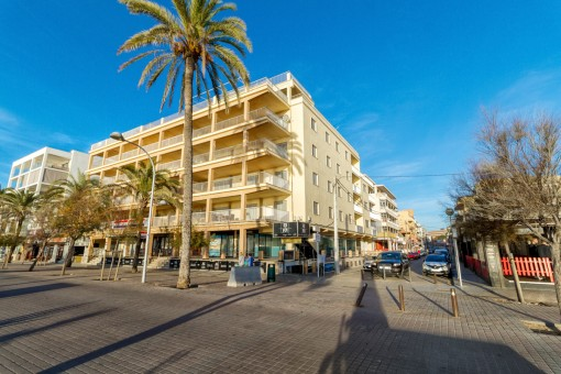 Commerciëel in Playa de Palma