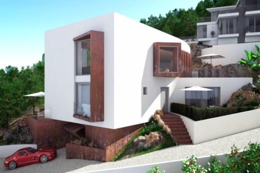 Huis in Santa Ponsa