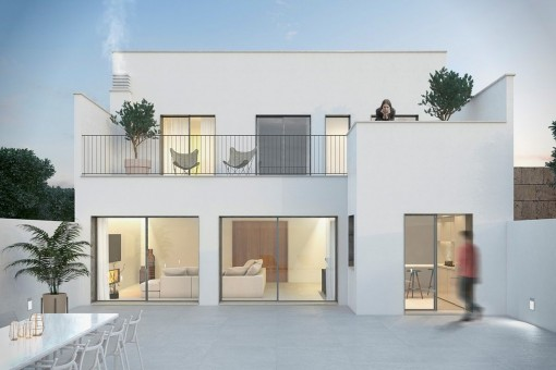 Ultra modern property with the latest in home technology in Campos