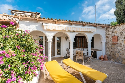 Huis in Cala Romantica