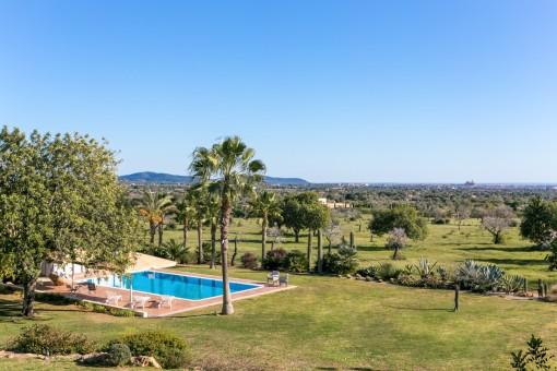 Villa in Palma Surroundings
